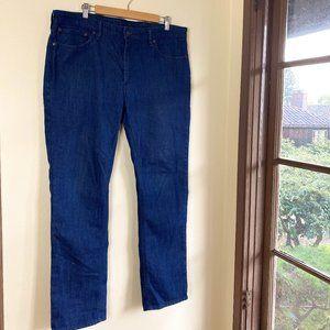 Levi Strauss 511 Commuter Selvedge Jeans 38/32